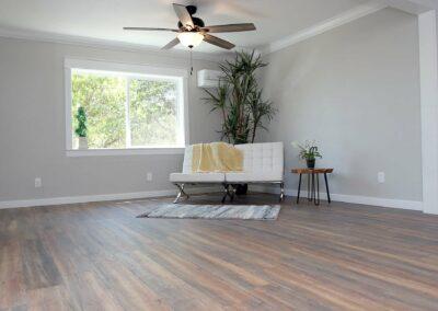 Inside living room Electric Street Auburn CA