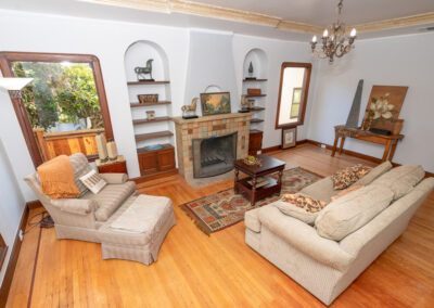 Living Room facing