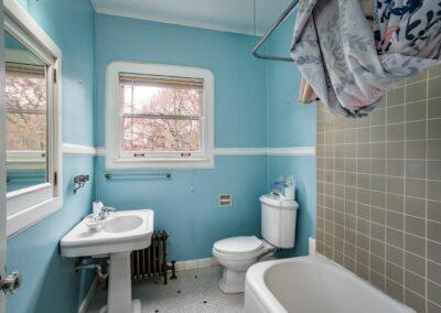 High Street Before Bathroom tub
