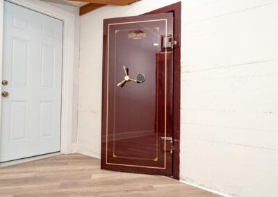 Downstairs Vault room