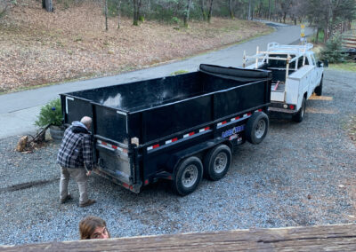 Demo day Truckload