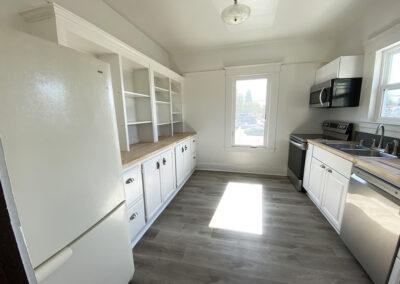 Upstairs full kitchen